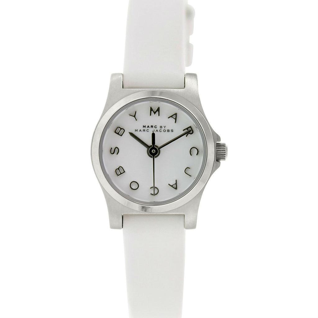 Henry Dinky White Dial Ladies' Watch