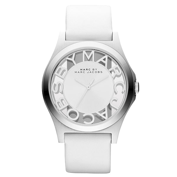 Henry White leather Ladies' Watch