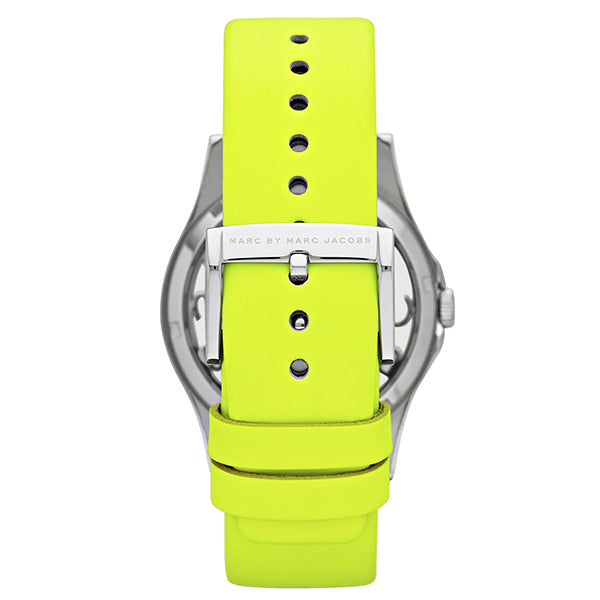 Henry Yellow leather Ladies' Watch