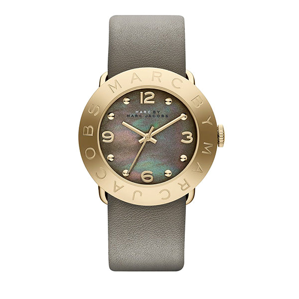 Amy Grey Leather Ladies Watch