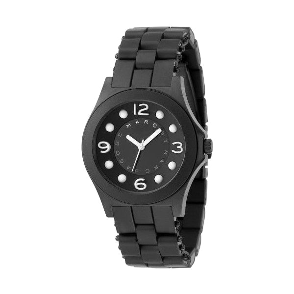 Marc Jacobs Pelly Black-tone Stainless Steel Ladies Watch