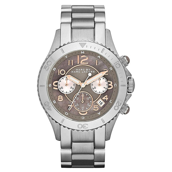 Rock Mother Of Pearl Dial Unisex Watch
