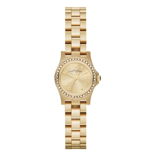 Henry Dinky Glitz Gold-tone Ladies Watch