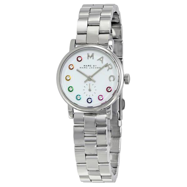 Baker Dexter White Dial Ladies Casual Watch
