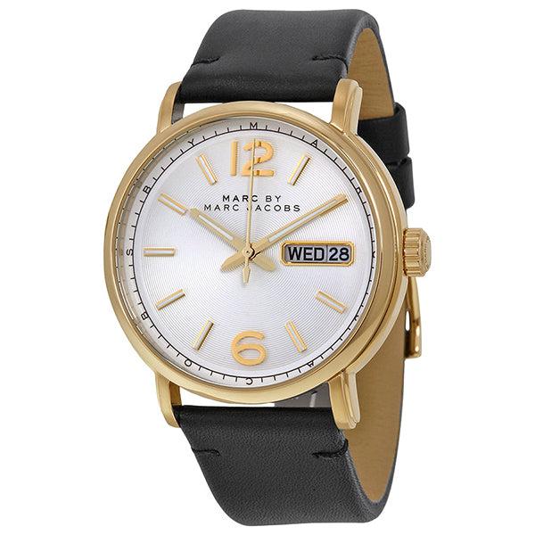 White Dial Men's Quartz Watch