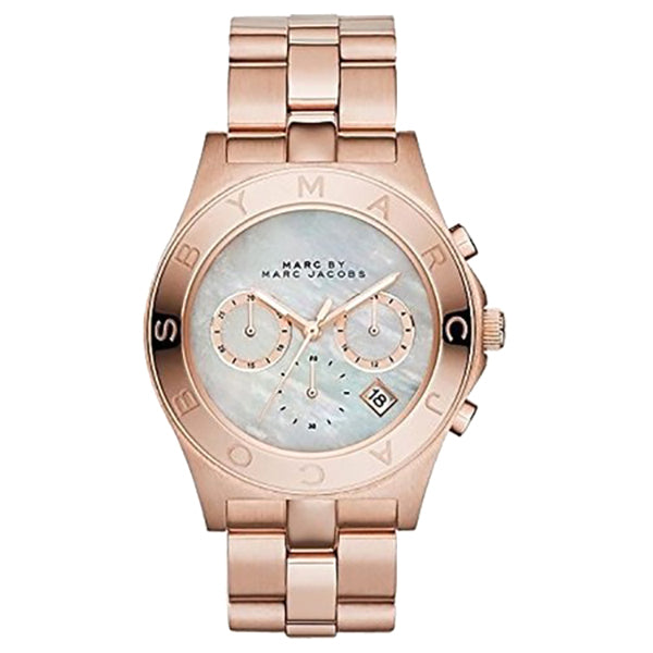 Blade Rose Gold Tone Ladies' Watch