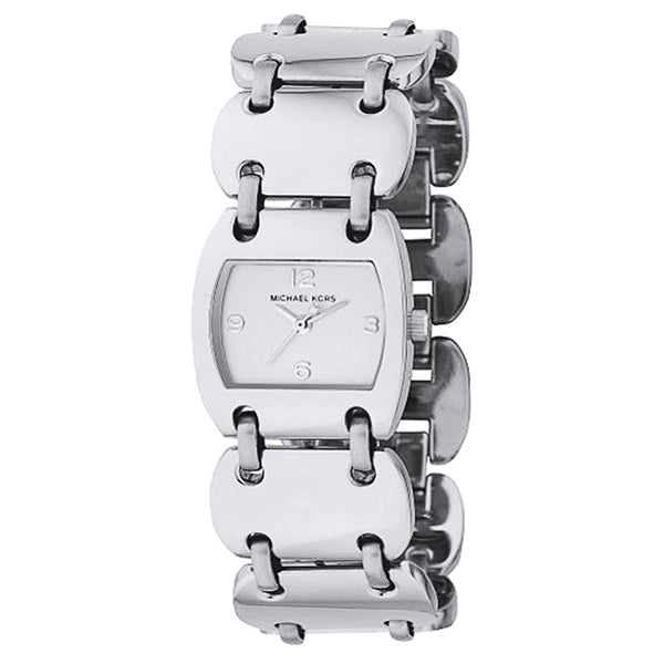 Silver Link Ladies Watch