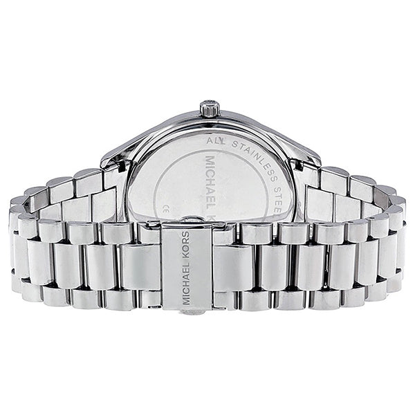 Blake Silver Dial Stainless Steel Ladies' Watch