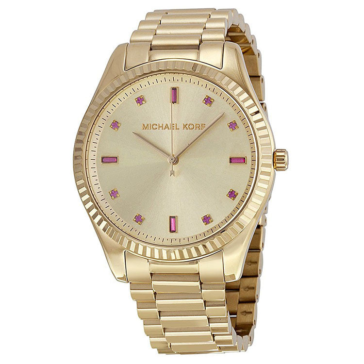 Blake Gold Dial Gold-tone Watch