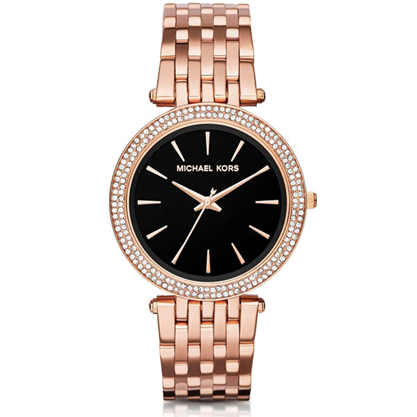 Darci Rose Gold-Tone Ladies Watch