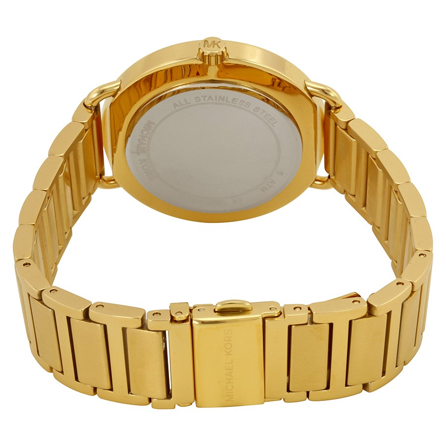Portia Gold-tone Ladies Watch
