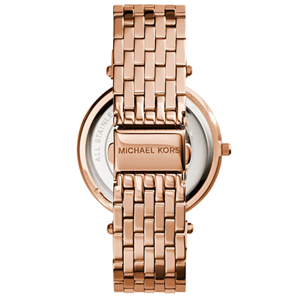 Darci Rose Gold-Tone Stainless Steel Ladies Watch