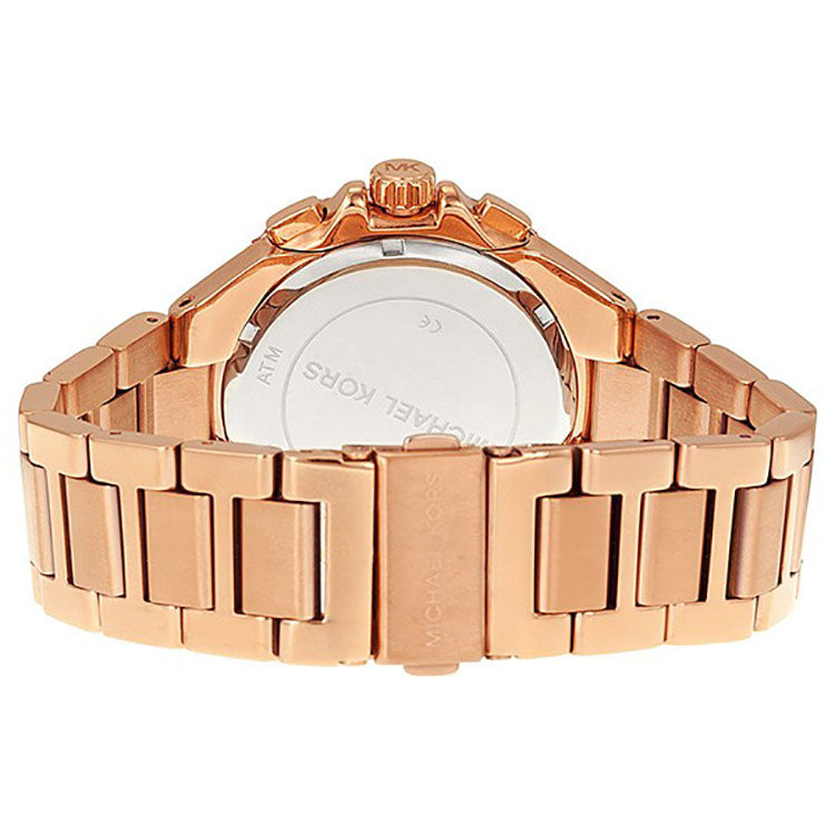 Camille Chronograph Rose Gold-tone Ladies Watch