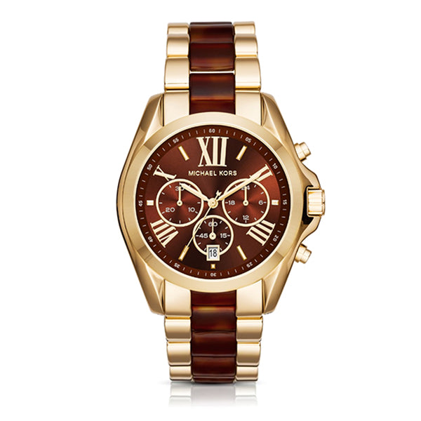 Bradshaw Burgundy Dial Chronograph Men's Watch