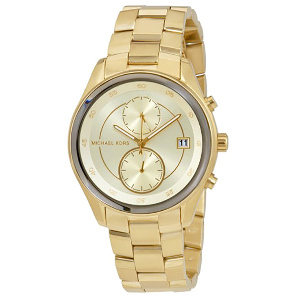 Briar Gold-tone Dial Ladies Watch