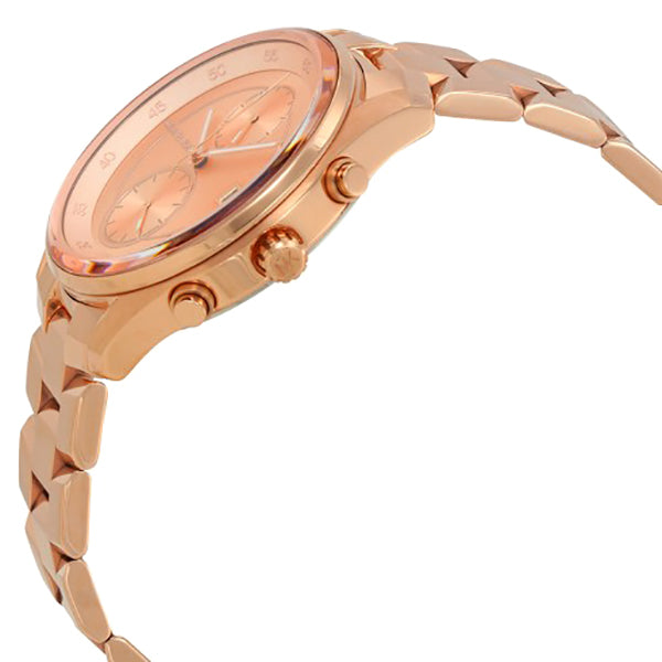 Briar Rose Gold-tone Dial Ladies Watch