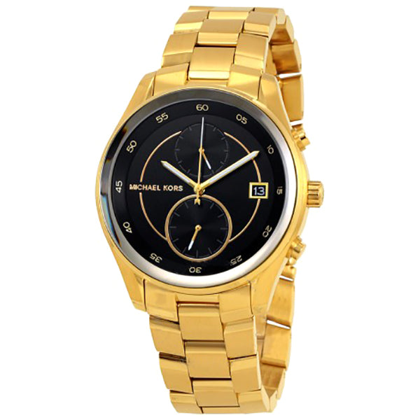 Briar Black Dial Ladies Multifunction Watch