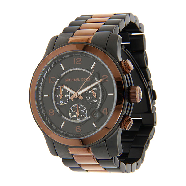 Runway Chronograph Two-tone Men's Watch