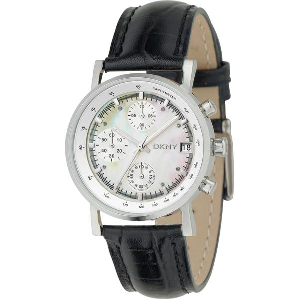 Casual Ladies Steel Watch Chronograph