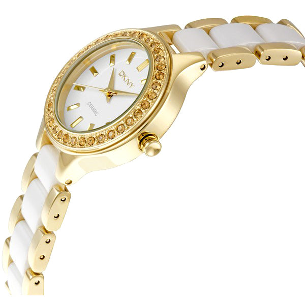 Ceramica Gold-tone Ladies Watch