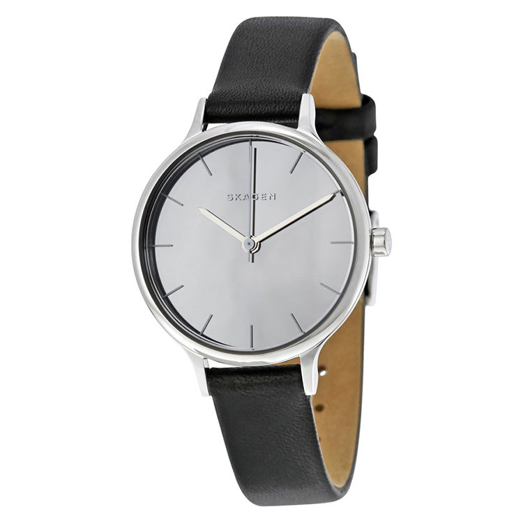 Anita Mirror Gray Dial Ladies Casual Watch