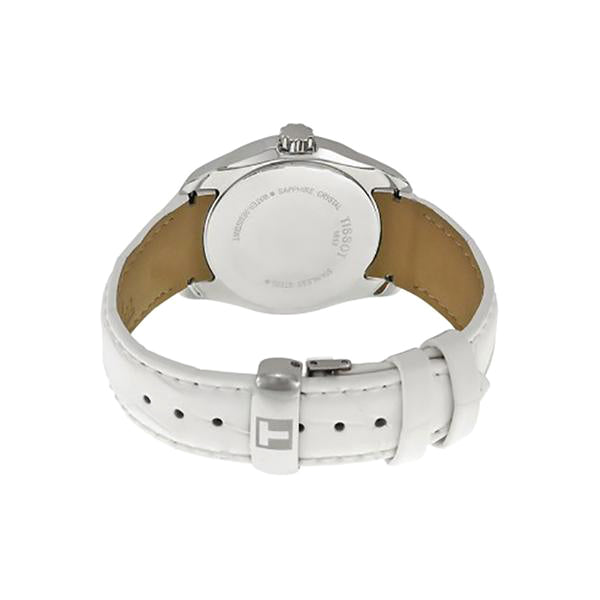 Couturier White Dial Ladies Watch