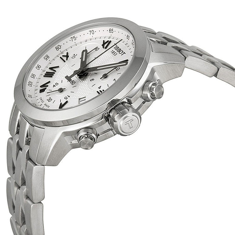 PRC 200 Chronograph White Dial Ladies Watch