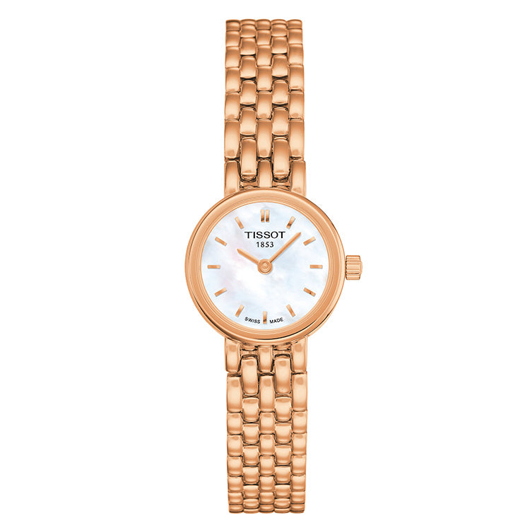 T-Trend Lovely Rose Gold-Tone Ladies Watch
