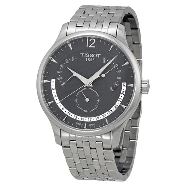 T-Classic Tradition Perpetual Calendar Men's Watch