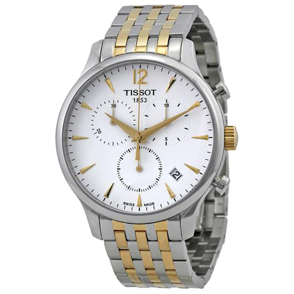 T-Classic Tradition Chronograph Men's Watch