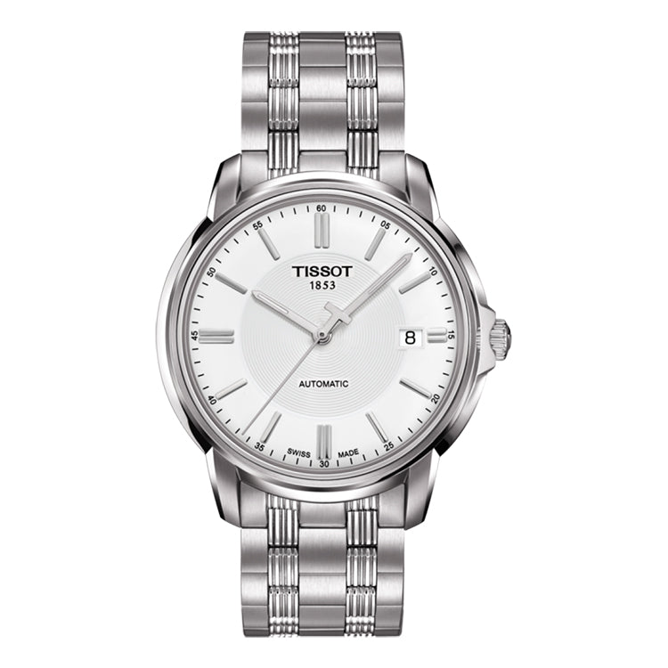 Automatic III Automatic White Dial Men's Watch