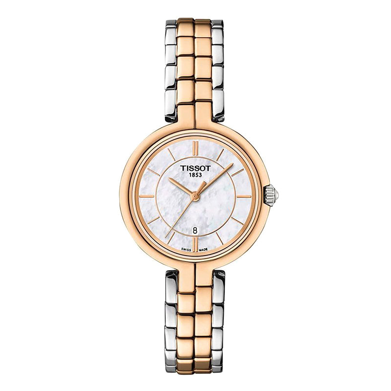 Flamingo Mother of Pearl Dial Ladies Watch