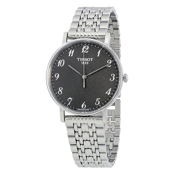 T-Classic Everytime Rhodium Dial Unisex Watch