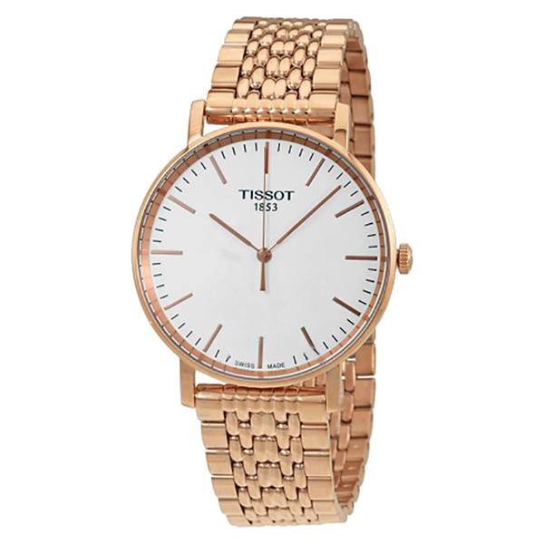 T-Classic Everytime Silver Dial Men's Watch