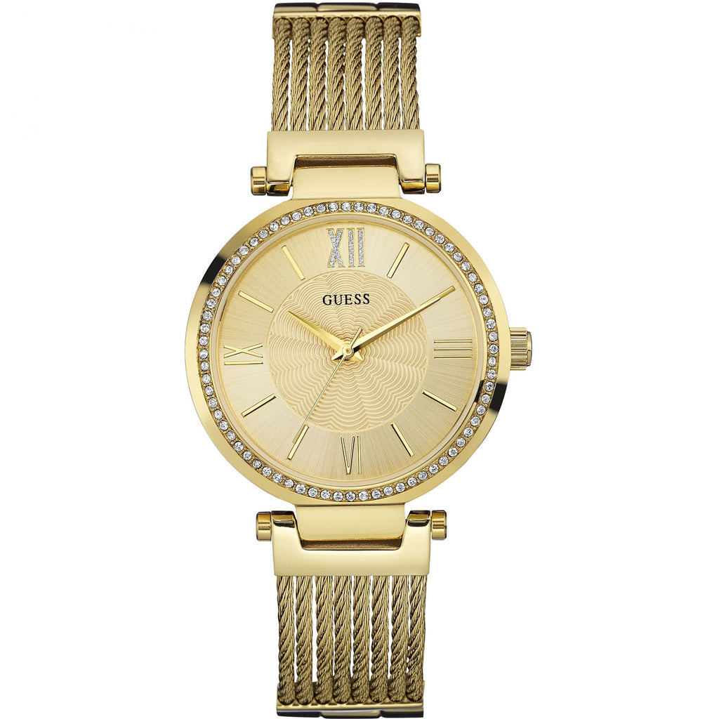 Soho Gold Dial Ladies' Watch