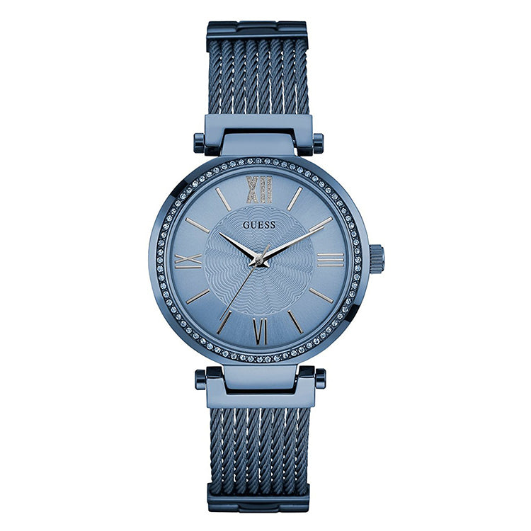 Soho Blue Dial Ladies' Watch