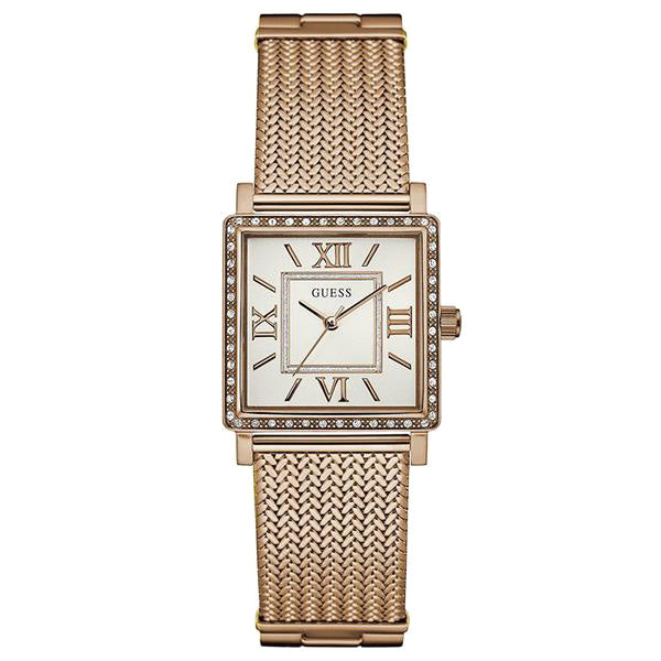 Highline Rose Gold-tone Stainless Steel Ladies' Watch