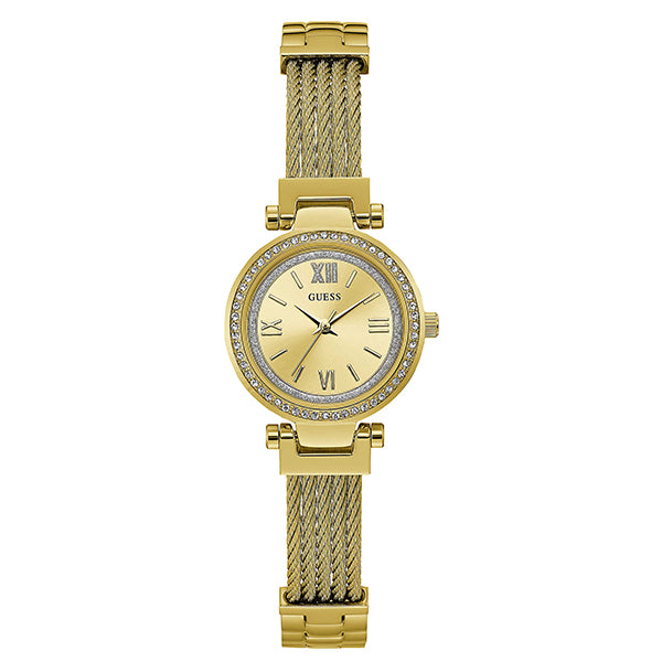 Mini Soho Gold Dial Ladies' Watch