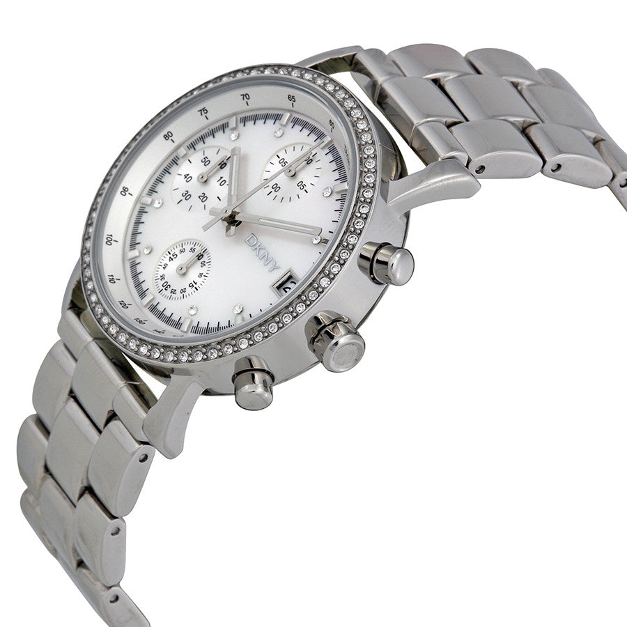 Chronograph Mother of Pearl Ladies Watch