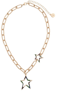 BRIGHTS – Starry Night necklace (gold)