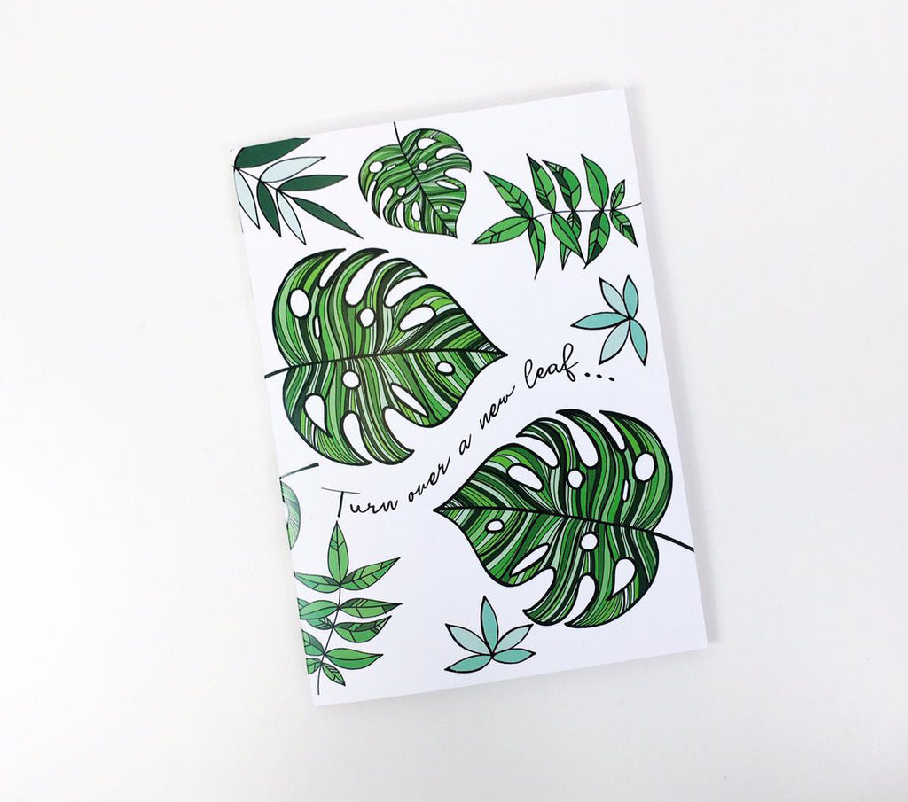 Botanics Stationary