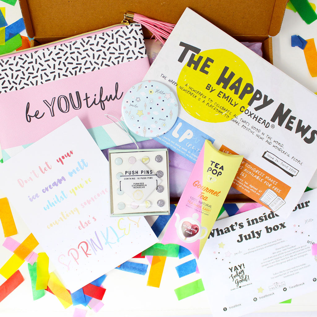 July TreatBox