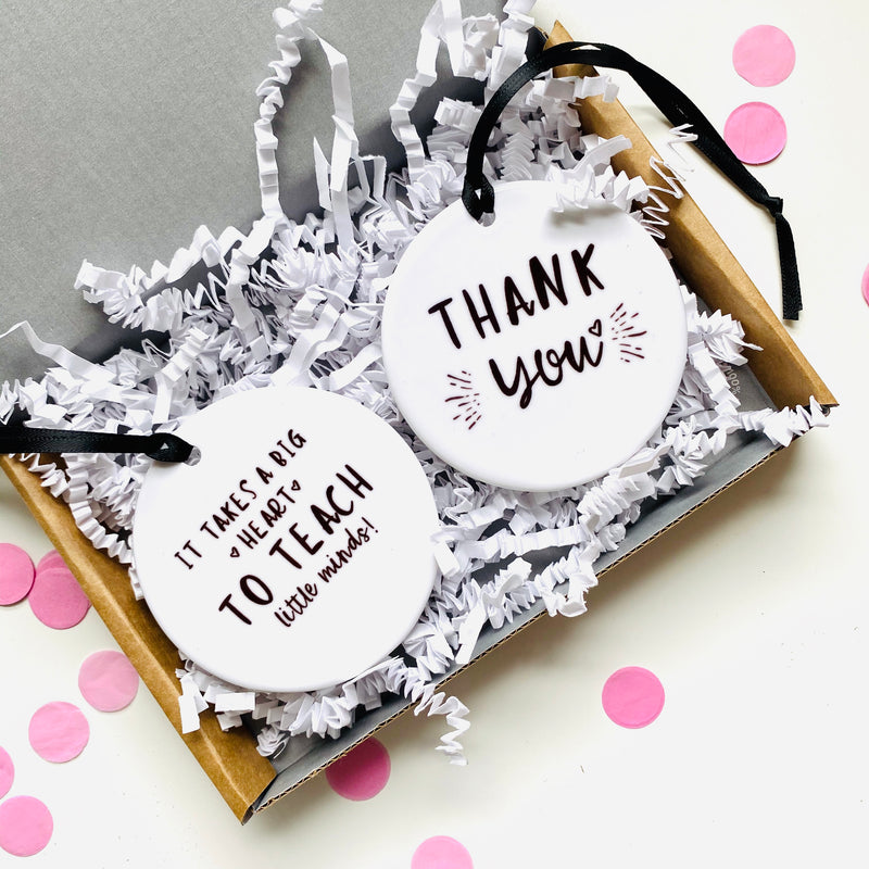 Show your gratitude and thank that special Teacher at the end of the term with our selection of Ready-to-go gift boxes that can be delivered directly to the school. Shop unique gifts and more with TreatBox..