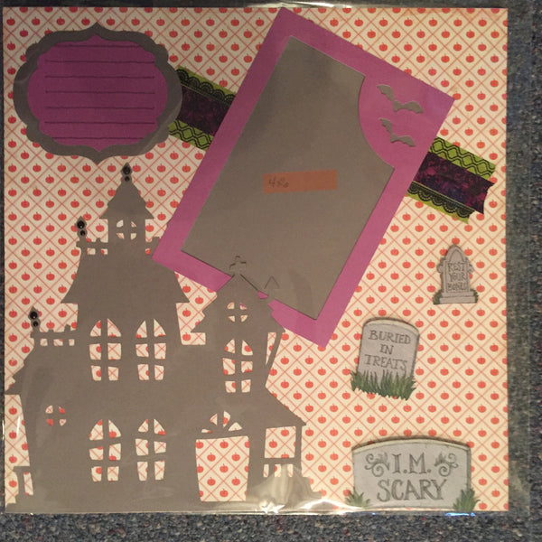 Scrapbook page 2-Side