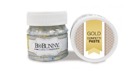 Confetti Paste - Gold
