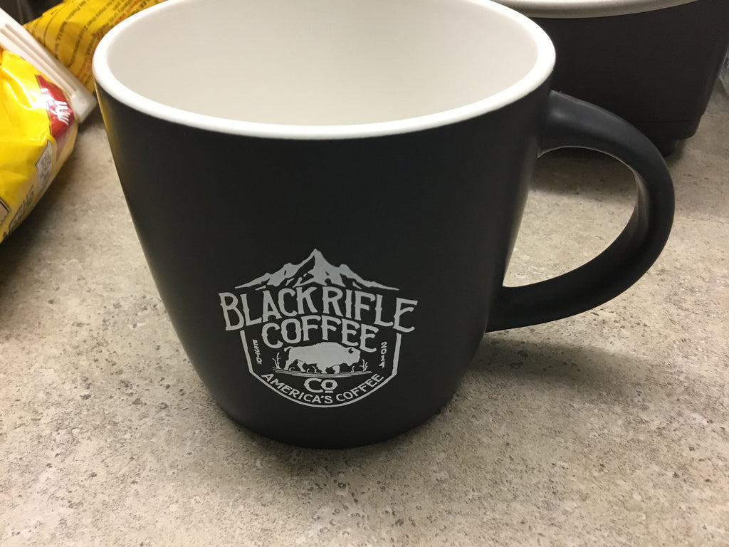 1 z BRCC Coffee Cup Black