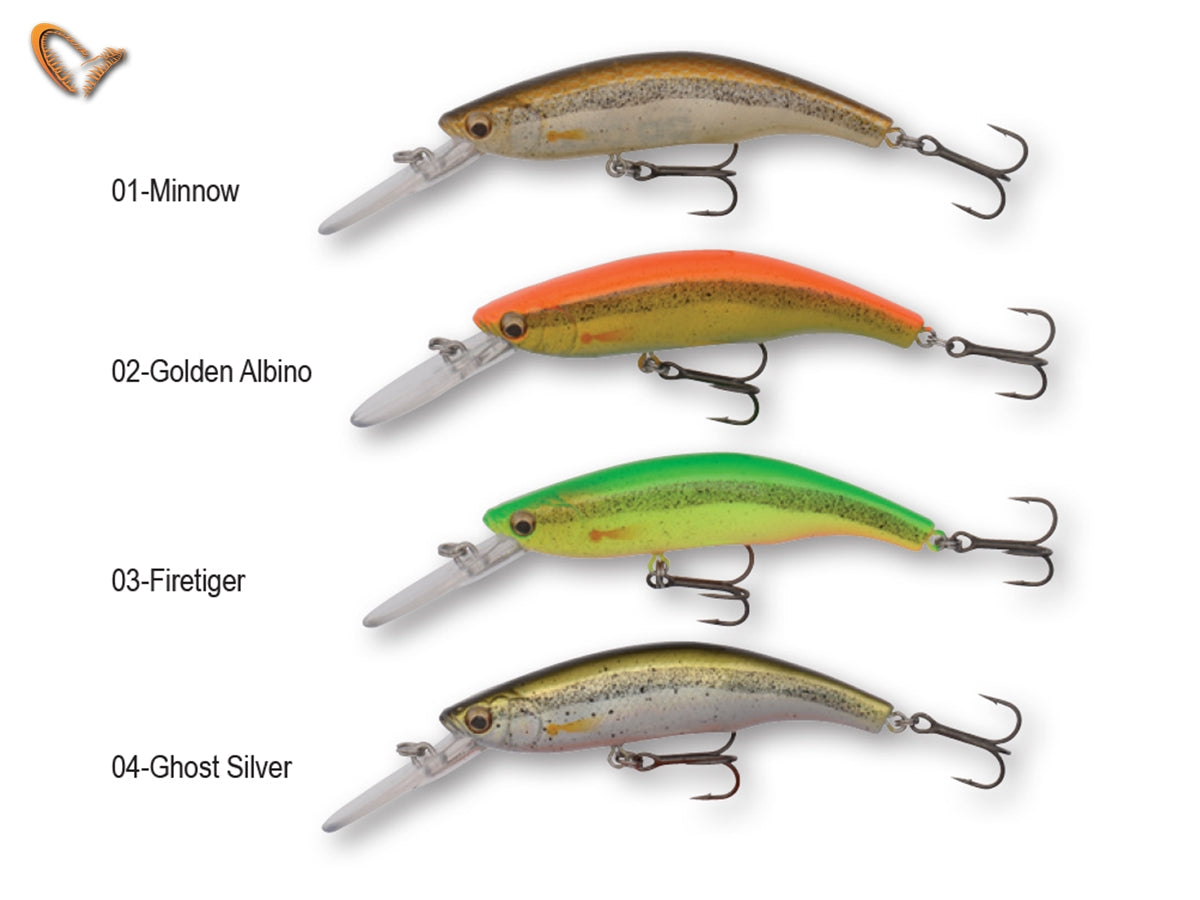 Savage Gear 3D Minnow Diver - NYHED 2018