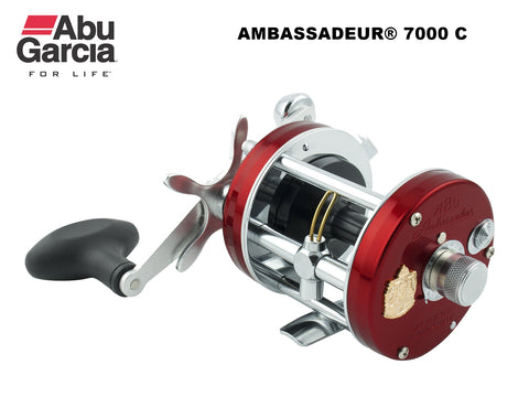 "ABU AMBASSADEUR® 7000 C ""Compact"" - Made in Sweden - NYHED 2018"