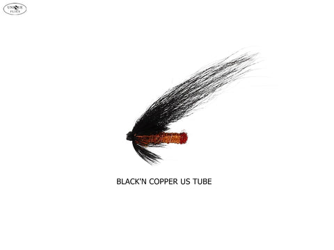 Black'n Copper US Tube