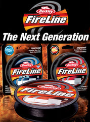 Berkley Fireline Smoke 270 M.